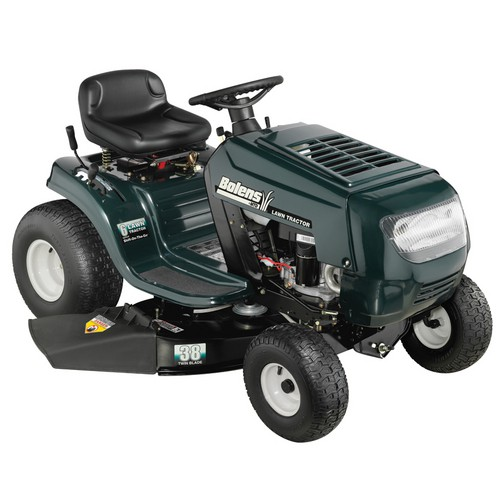 2012 Bolens 38 In 13 5 Hp Shift On The Go Review