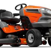 Jimmie Johnson's Husqvarna Fast Tractor