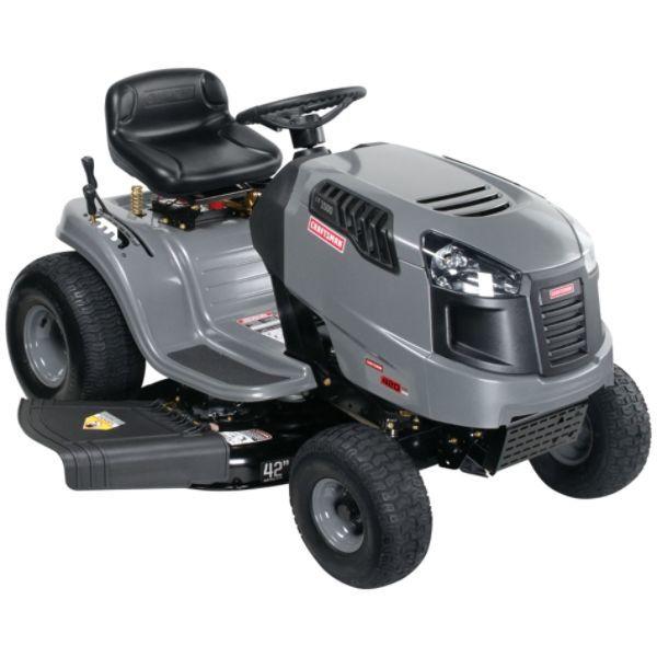 2013 craftsman 42 in 420 cc lt 1500 lawn tractor model. Black Bedroom Furniture Sets. Home Design Ideas