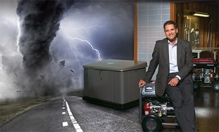 Todd Teske, chairman, president and chief executive officer of Briggs & Stratton Corp.