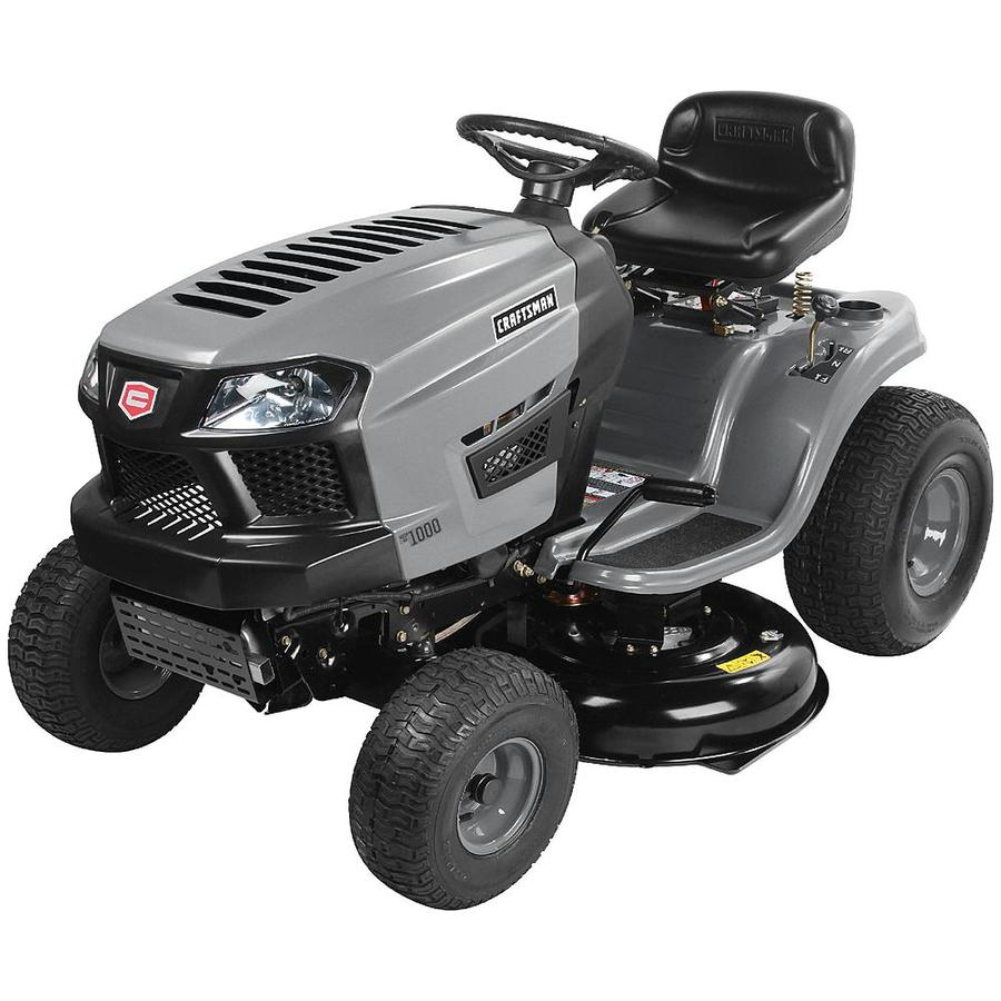 2014 Craftsman 42 inch T1000 Model 20370 Riding Mower Review – Is