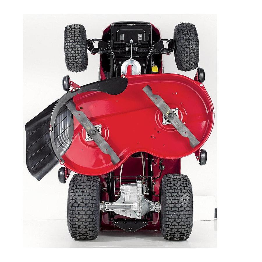 2014 Craftsman T2400 Model 20383 46 In Hydrostatic 19 Hp