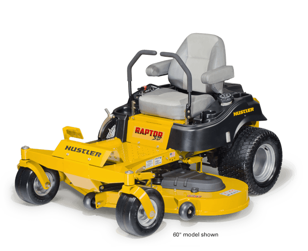 Hustler Raptor 52 in. Zero-Turn Mower Review - Home Depot Model: 933077