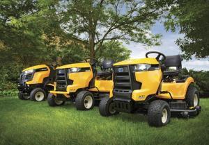 Cub Cadet has completely rebuilt their lawn tractor line. Cub Cadet XT Enduro Series