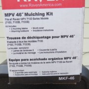 Raven Mulch Kit