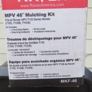 Raven Mulch Kit