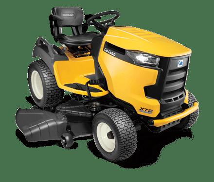 2016 Cub Cadet XT1 - XT2 Lawn & Garden Tractor Review -