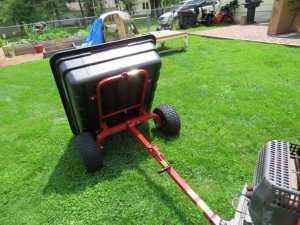 Craftsman 12 cu. ft. Swivel Dump Cart