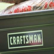 Craftsman 12 cu. ft. Swivel Dump Utility Cart Review - The Best Dump- Utility - Yard Cart?