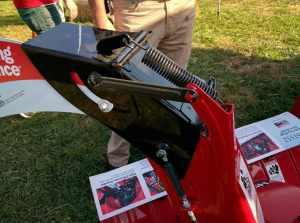New Honda 2-stage.