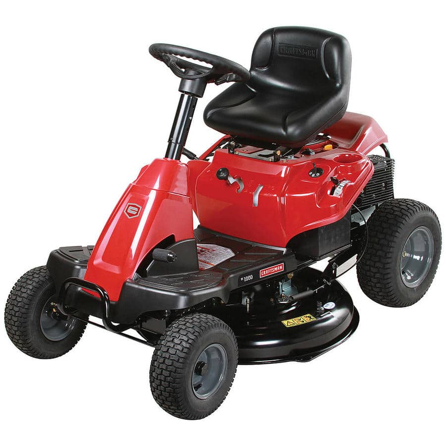 2016 Craftsman Lawn Tractor Line Up
