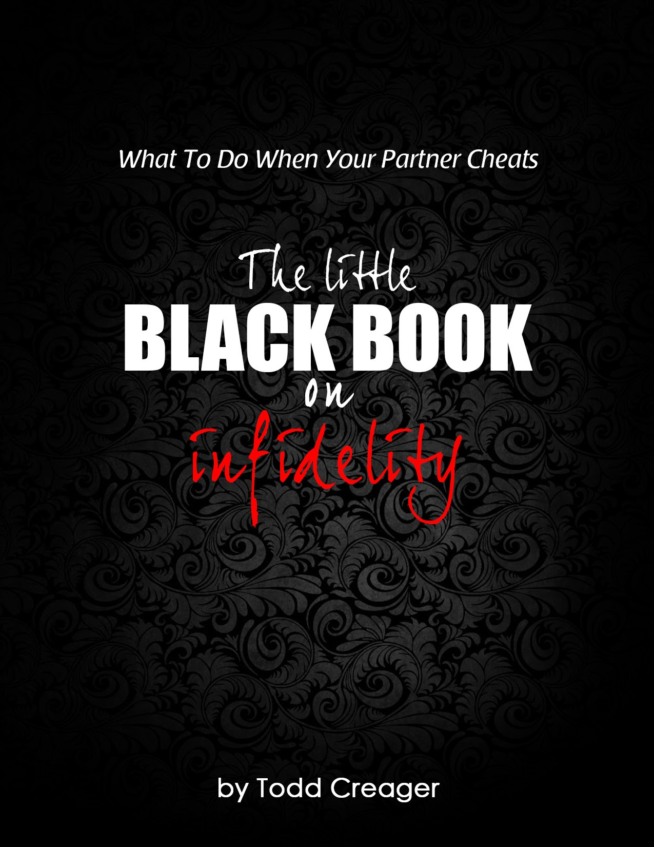 The Little Black Book on Infidelity