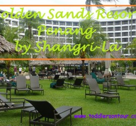 Gold Sands Resort Penang