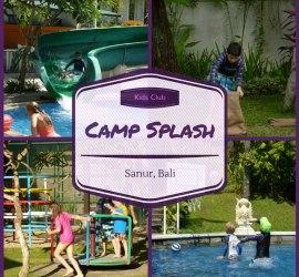 camp splash sanur