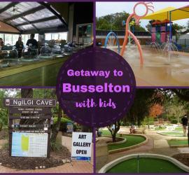 family holiday ti Busselton