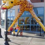 Legoland Discovery Center & Giveaway!