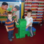 Toddler Tuesday at the Legoland Discovery Center