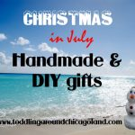 Christmas in July: Handmade and DIY Gifts