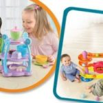 Fisher Price Playdate - banner - Toddling Around Chicagoland