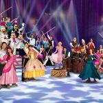 Disney On Ice Rockin' Ever After - finale - Toddling Around Chicagoland
