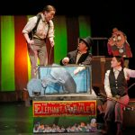CCT's The Elephant and the Whale - Toddling Around Chicagoland