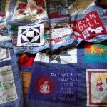 Safe Motherhood Quilt Showing in Chicago