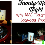 Family Movie Night with AMC Theatres and Coca-Cola Freestyle #AMCandCocaColaFreestyle #ad