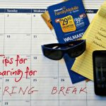 5 Tips for Preparing for Spring Break #MarchIntoSavings #cbias #shop