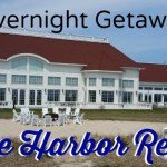 Overnight Getaway Blue Harbor Resort #Sheboygan #Wisconsin