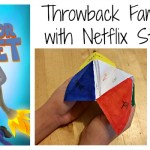 Throwback Family Time with Netflix Streaming #StreamTeam