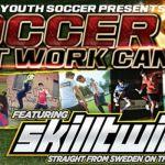SkillTwins Soccer Camp
