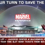 CANCELED – Be a Hero at The Marvel Experience – Giveaway