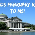 Free Kids February Returns to MSI