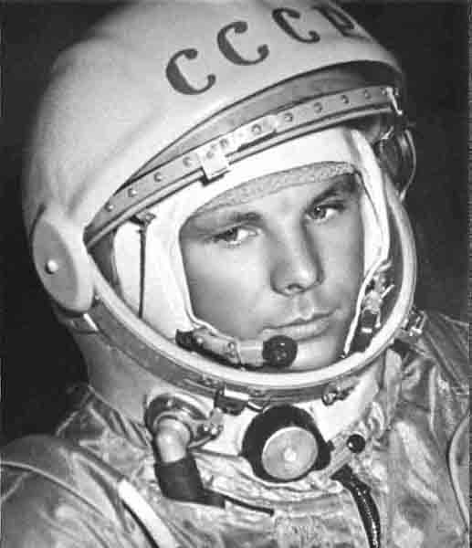 Yuri Gagarin-The first astronaut