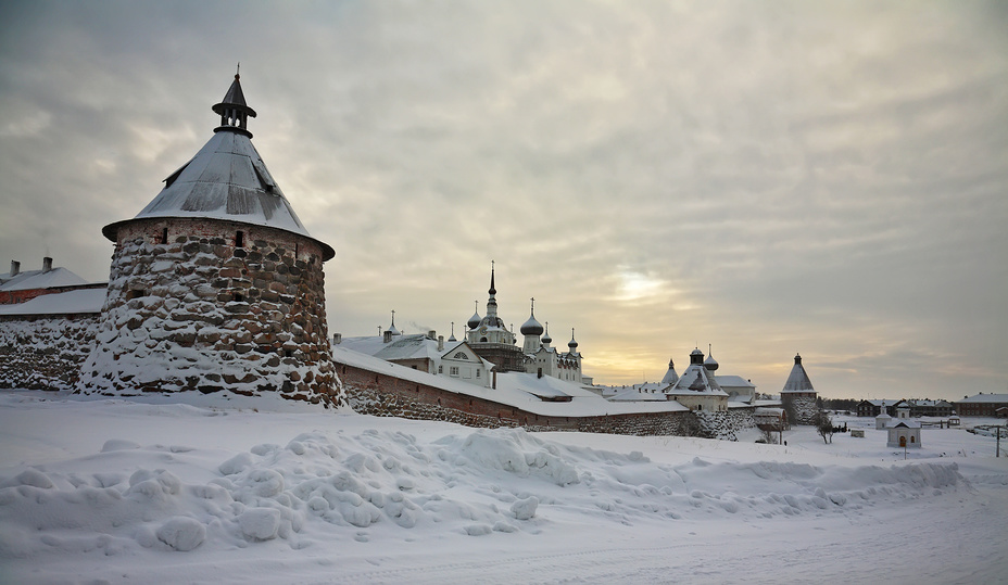 Solovki - Solovetsky Monastery, Islands