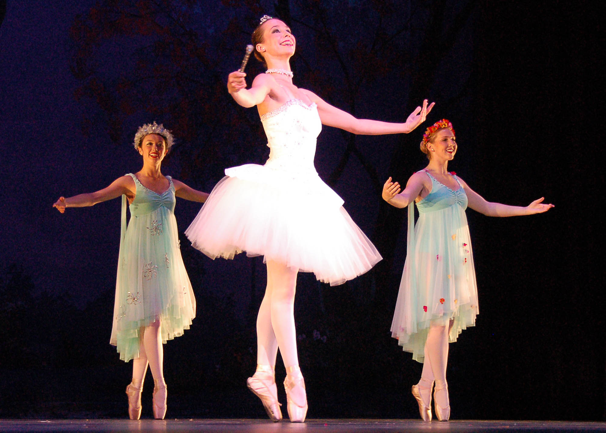 The ballet Cinderella by Prokofiev