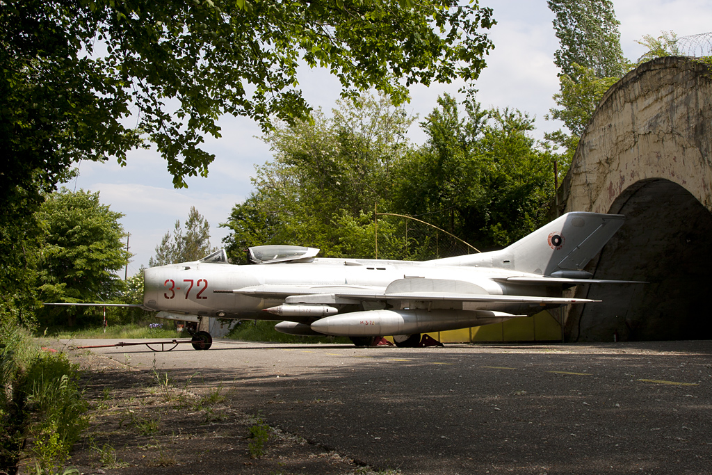 F-6 (the Chinese version of MiG-19).
