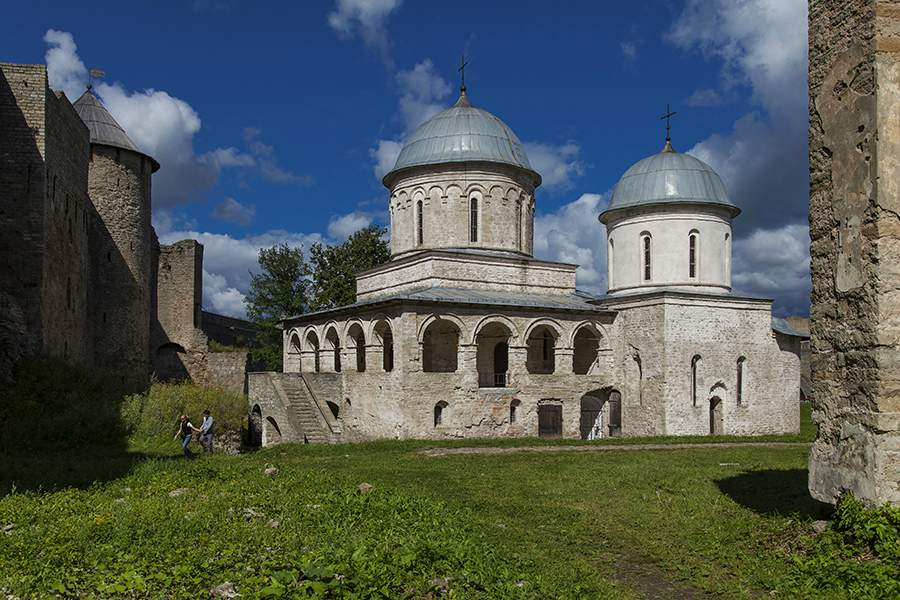 The Cathedral of the Dormition of the Mother of God