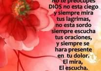 Imágenes Cristianas: No te preocupes, Dios siempre te bendecirá