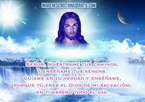 Imágenes Cristianas: Señor, muéstrame tus caminos