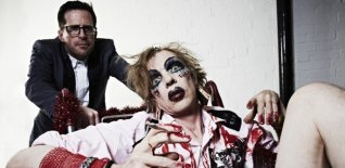 Merry Christmas? Merrie Hell! David Hoyle &amp; Richard Thomas Share Their Joyous To Do Lists