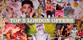 Top 5 London Offers - Theatre, Circus &amp; Culture Days Out - Updated 09.05.13