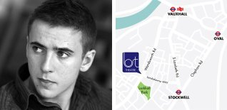 Oliver Jack from Lost Theatre in Stockwell shares his secret London