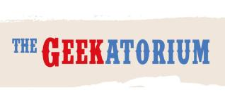 L&#039;interview Geektastique! Paul Gannon talks Geekatorium