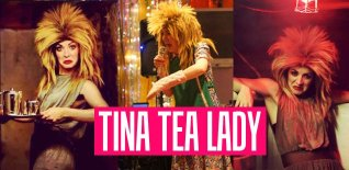 Simply the Best Interview with 'Tina Tea Lady' Musical Comedy Superstar