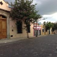 Oaxaca calle de fiallo