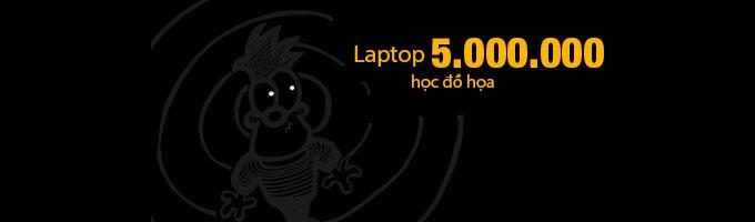 Chọn laptop học đồ họa giá rẻ