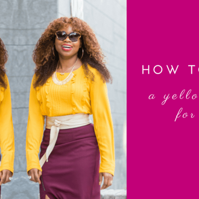 how-to-style-a-yellow-blouse-for-fall