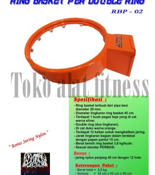 ring basket per double rbp 02