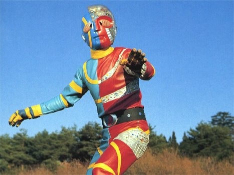 Kikaider REBOOT Now Filming